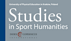 Studies in Sport Humanities